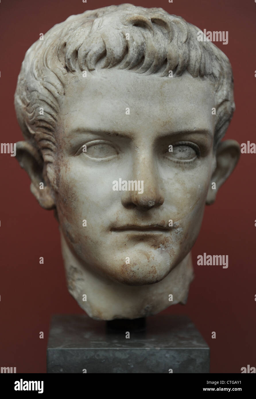 a biography of gaius julius caesar the roman emperor Gaius julius caesar the roman empire and its emperors were so important in history that the word caesar was used as a title (julius 4) plutarch (caesar 18.