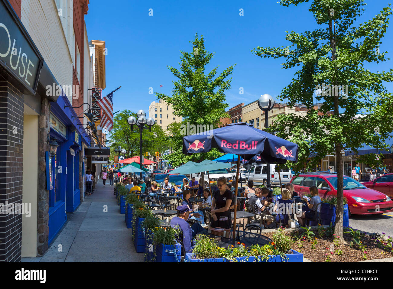 Restaurants On Main Street In Ann Arbor Michigan