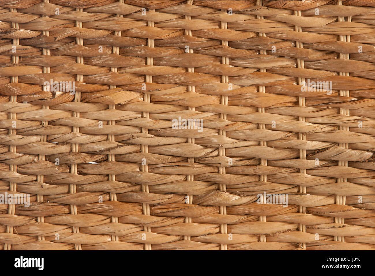 handcraft weave texture natural wicker, texture basket, Natural rattan  background