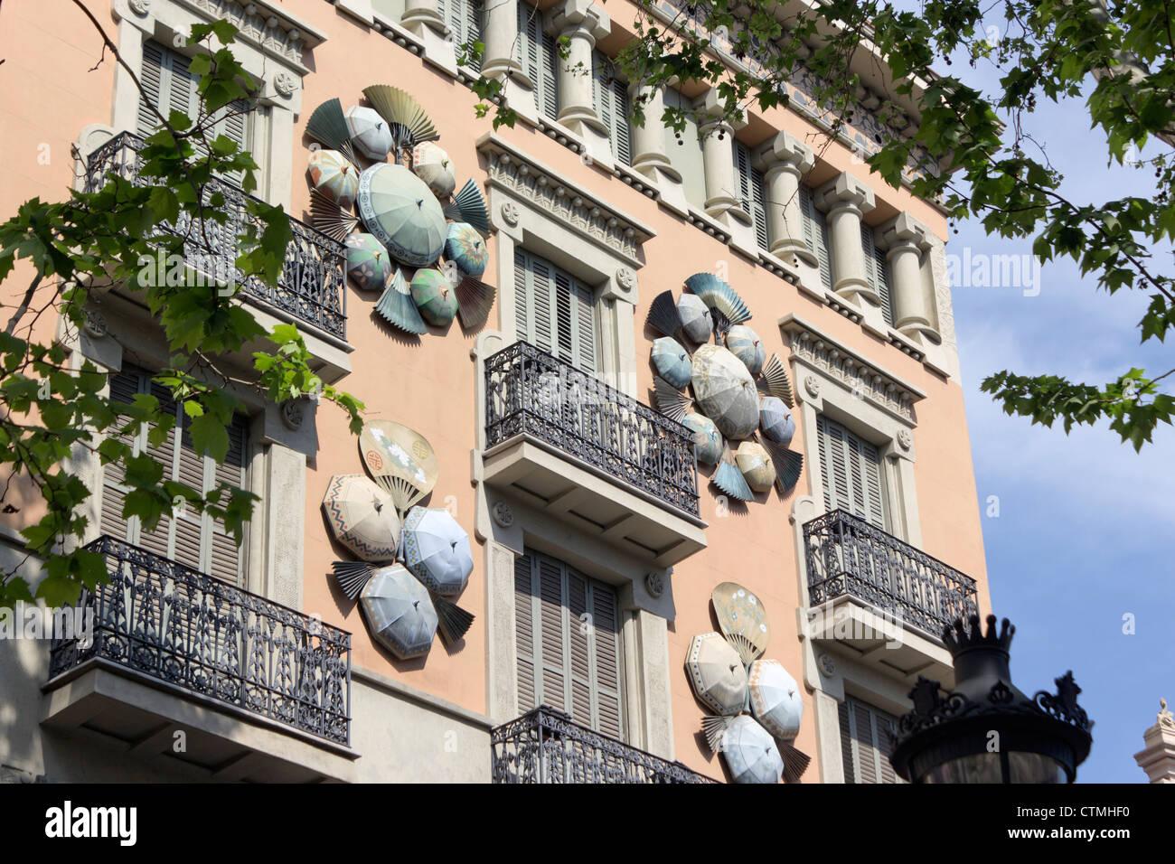 Barcelona spain casa bruno cuadros la casa de los - La casa del cuadro ...