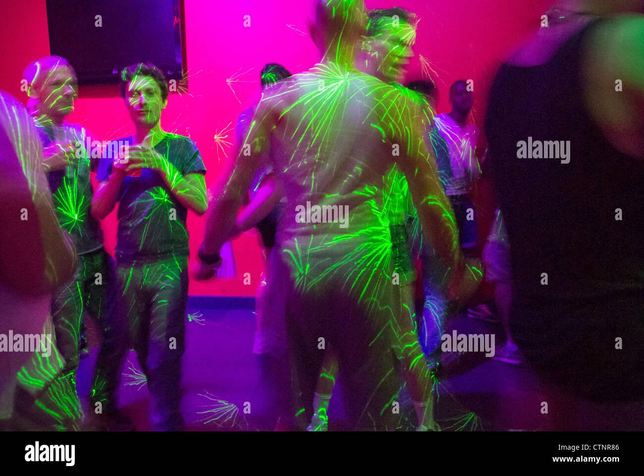 Gay Dance Floor 105
