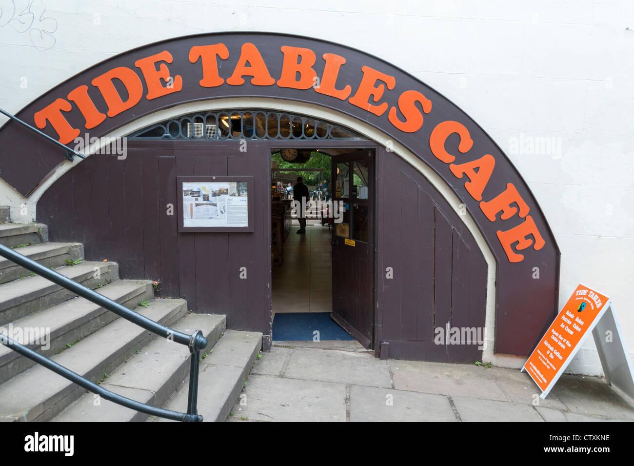 Tide table cafe richmond upon thames london uk stock photo tide table cafe richmond upon thames london uk nvjuhfo Choice Image