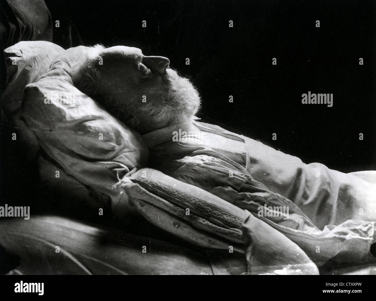 french author writer stock photos french author writer stock victor hugo 1802 1885 french writer on his deathbed stock image