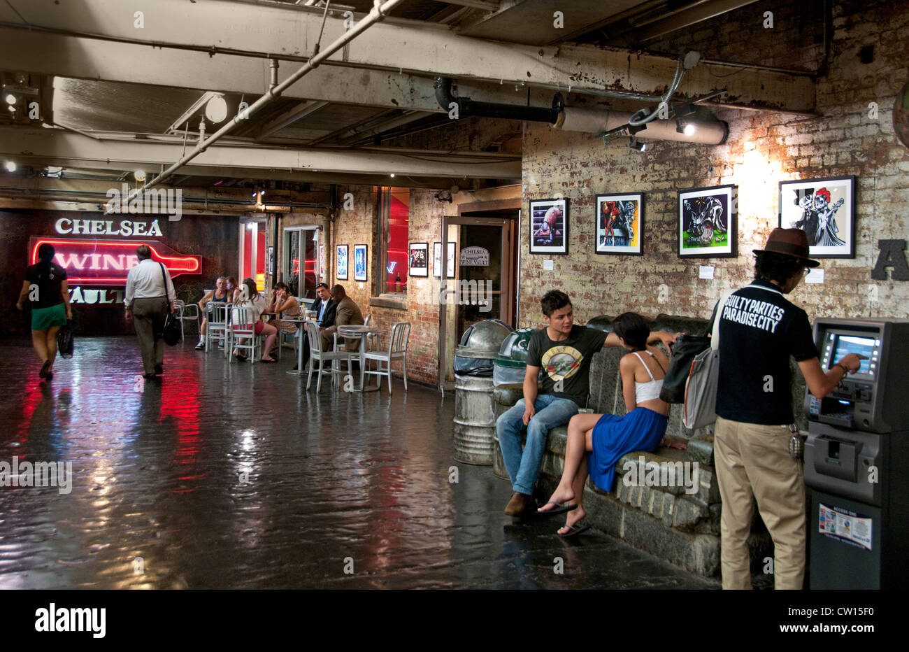 Meatpacking District Food Court