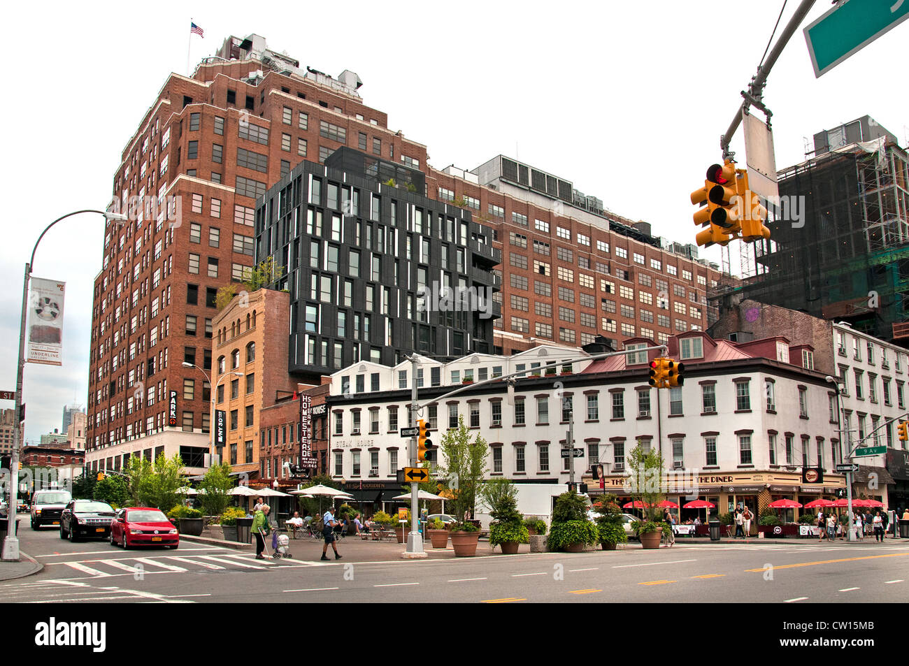 meet packing district ny