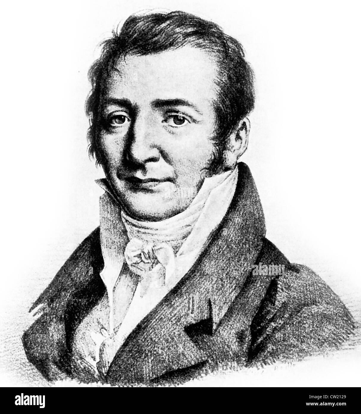 Joseph-Louis Gay-Lussac - NNDB