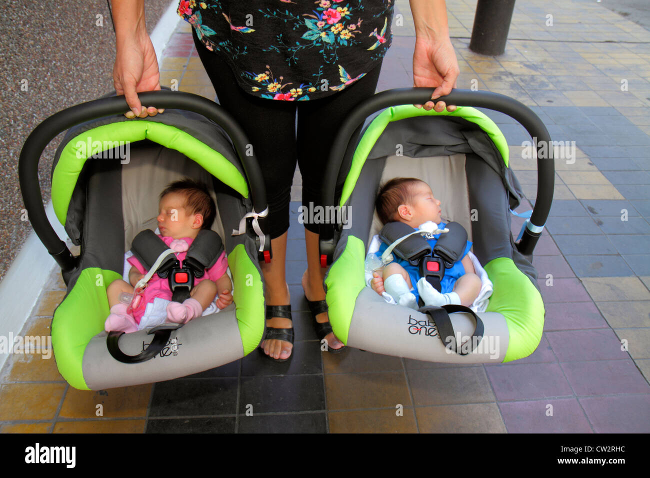 mendoza argentina avenida san martin hispanic baby infant boy girl stock photo royalty free. Black Bedroom Furniture Sets. Home Design Ideas