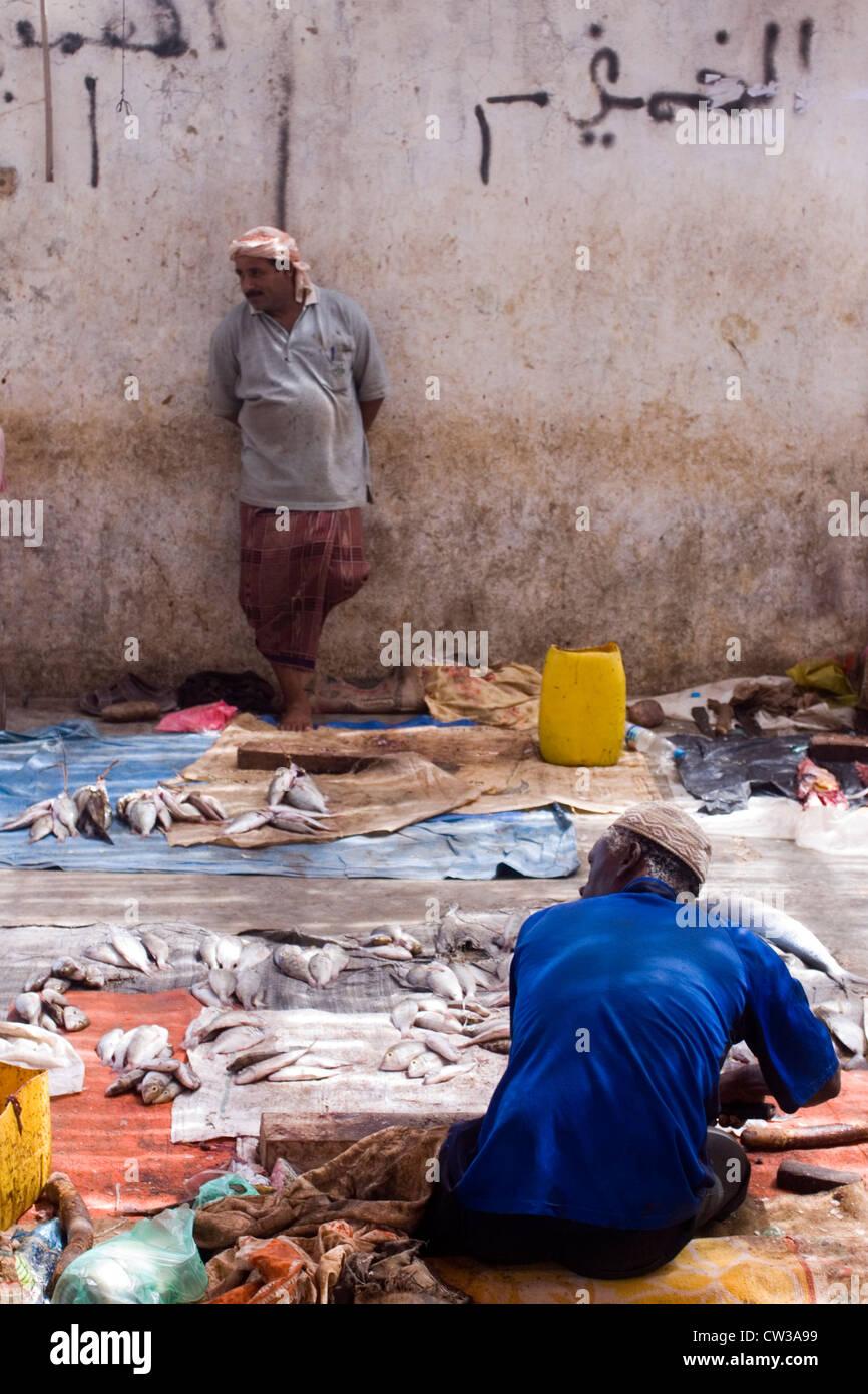 The fish market in the hadibo beach socotra island yemen for Hagen s fish market