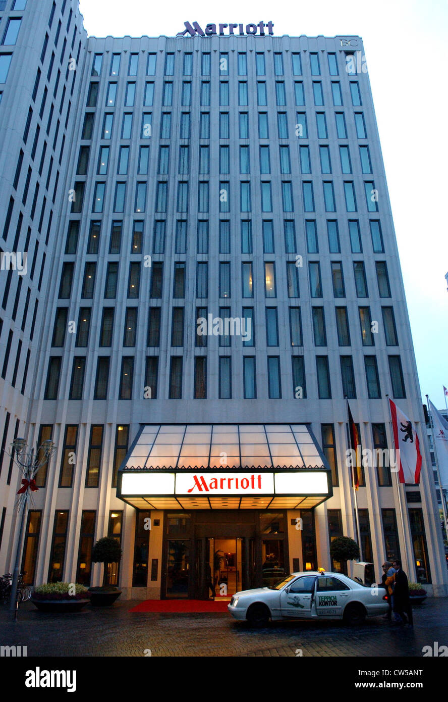 Marriott Hotel Berlin Germany