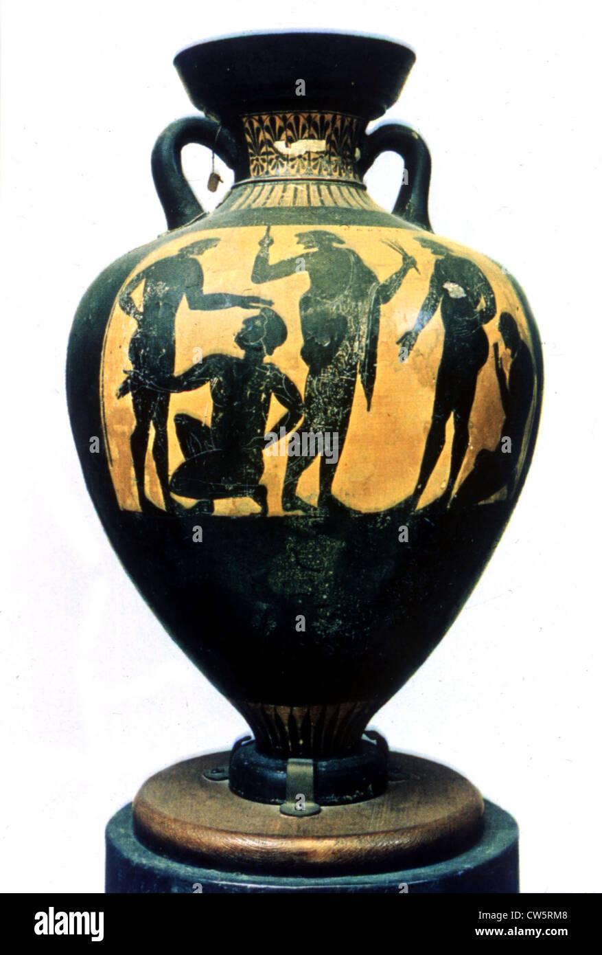 Roman amphora stock photo royalty free image 49915496 alamy roman amphora floridaeventfo Gallery