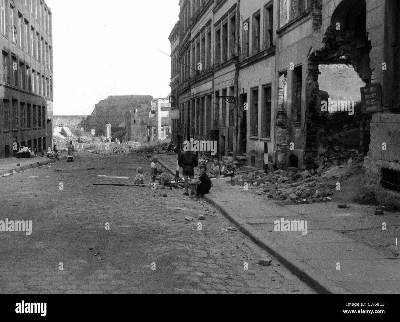 Stettin in pictures STETTIN during the Third Reich NAZI period