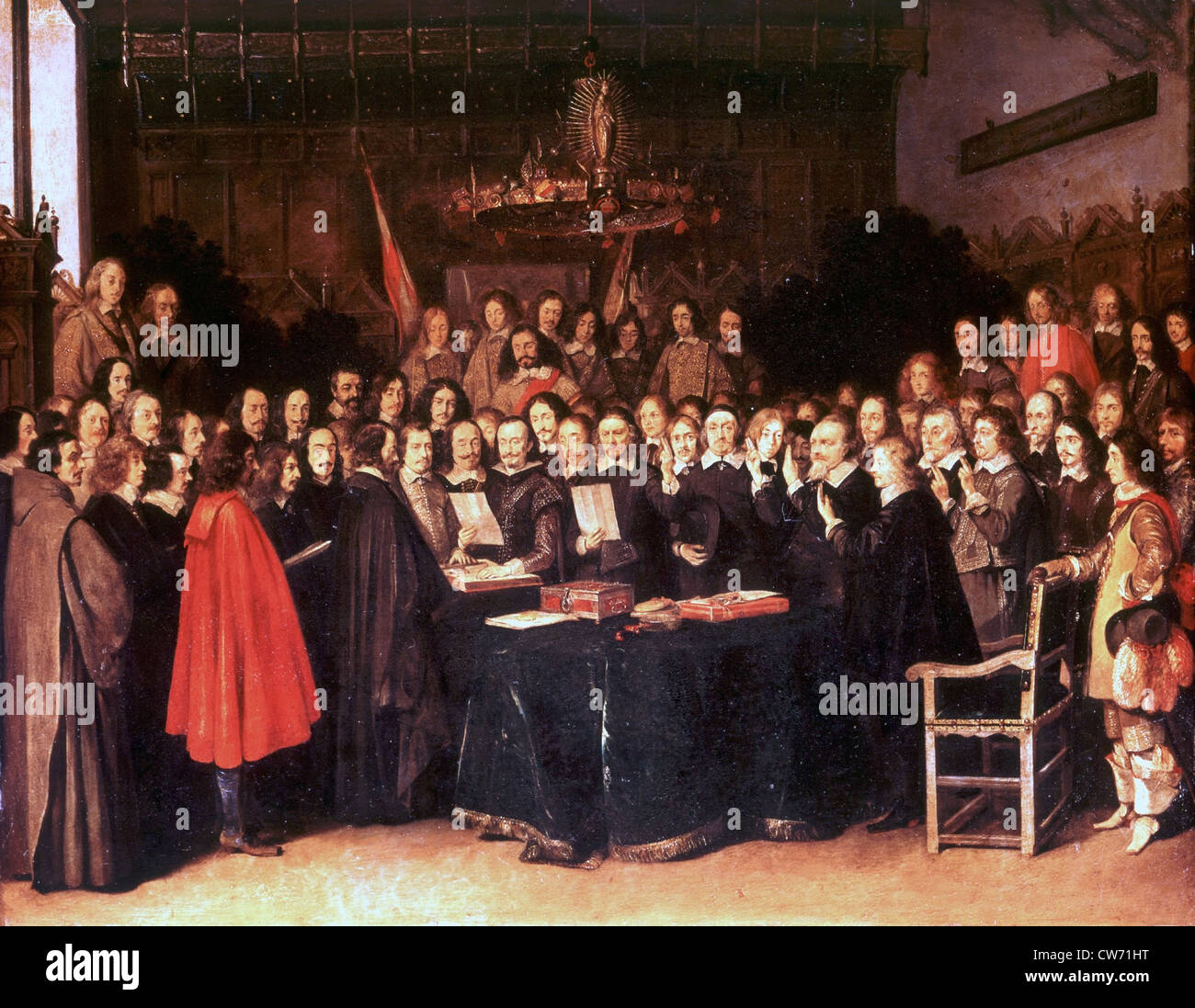 significance of the treaty of westphalia