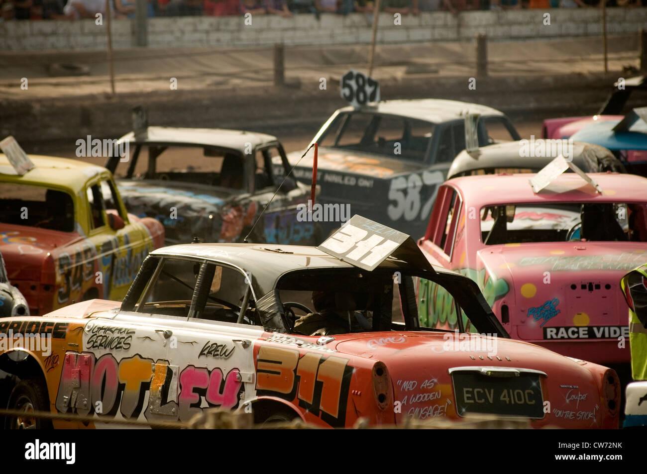 demolition derby destruction banger racing stock car cars. Black Bedroom Furniture Sets. Home Design Ideas
