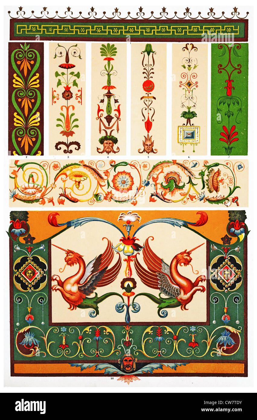 Italian ornaments - Italian Ornaments