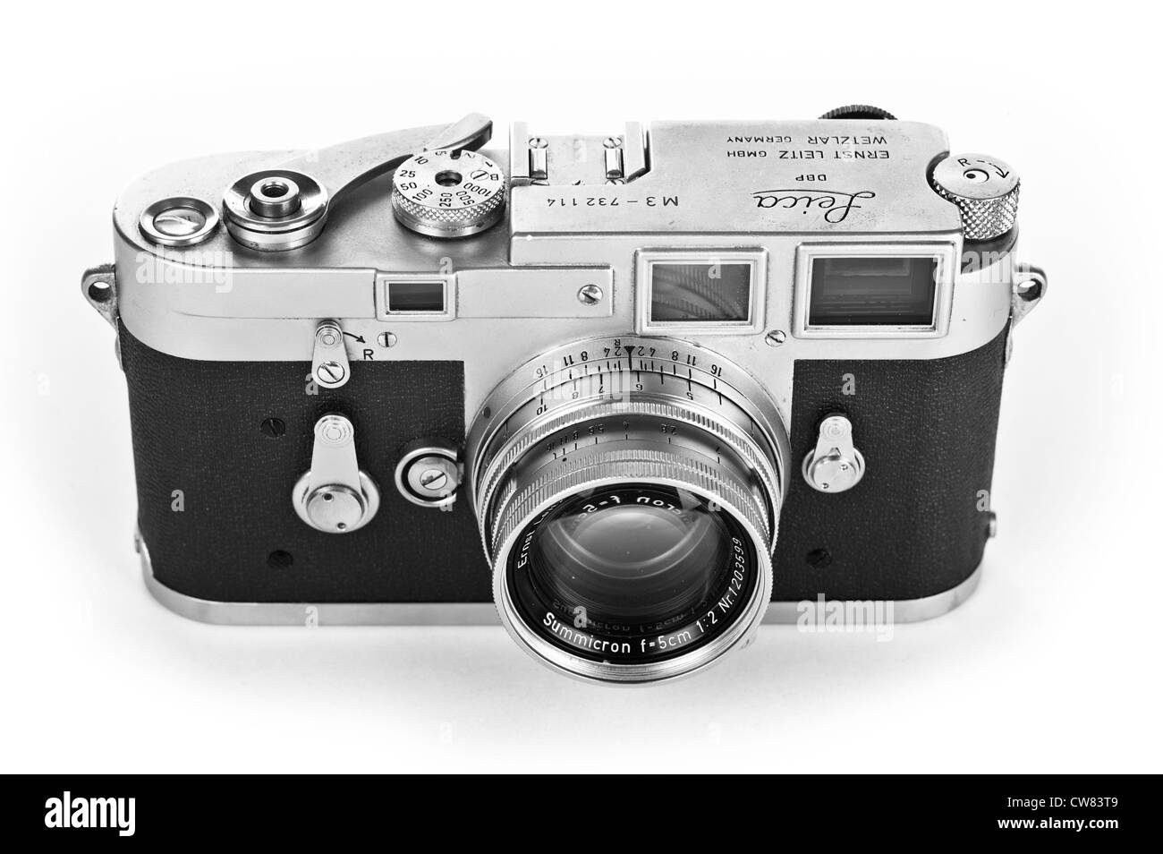 how to use leica m3