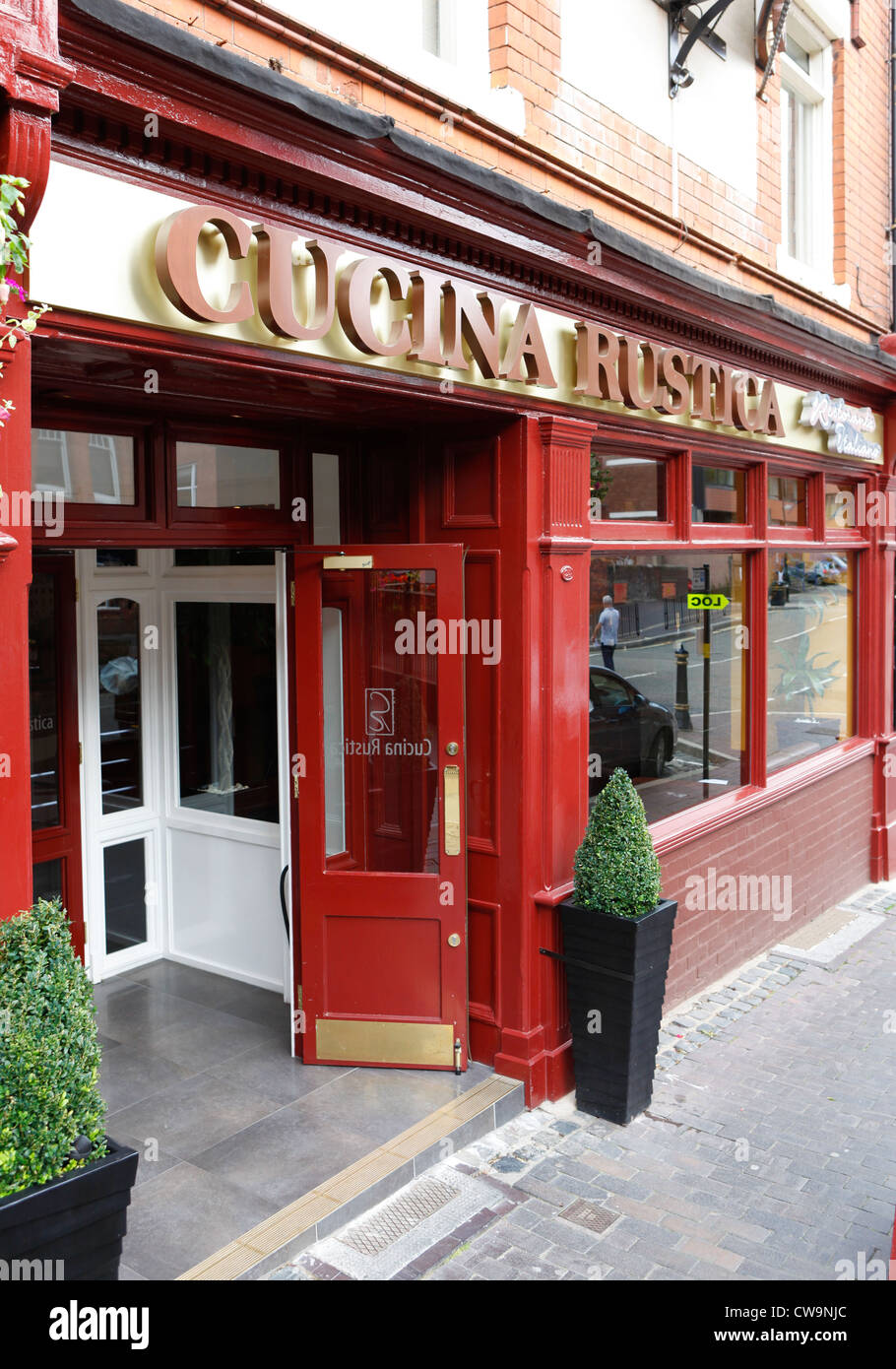 Interesting cucina rustica restaurant the jewellery