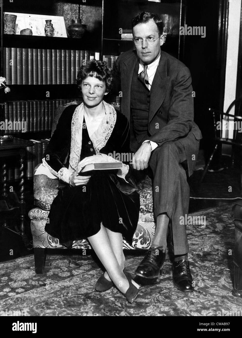 Who Was Amelia Earhart Married To