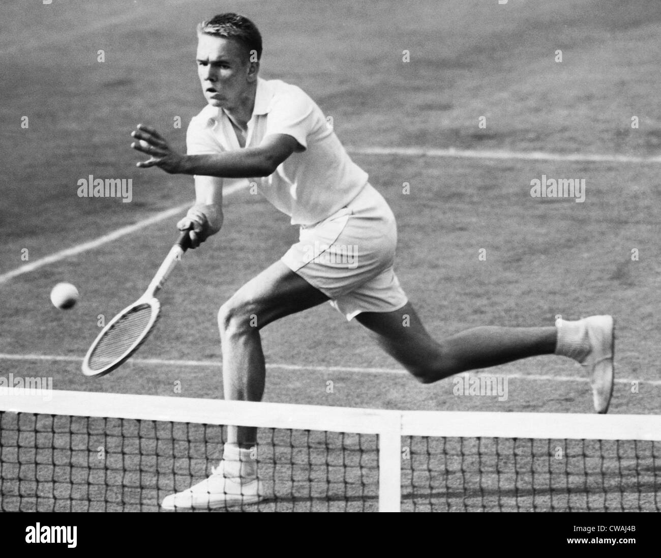 Tennis pro Jack Kramer c 1947 Courtesy CSU Archives Everett