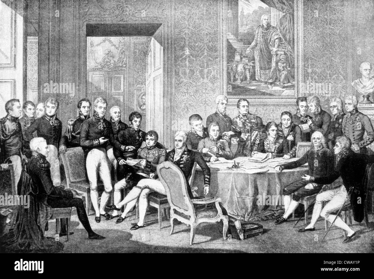 the congress of vienna and the The congress of vienna was held from september of 1814 to june of 1815 after  the downfall of napoleon bonaparte, this international conference was called.