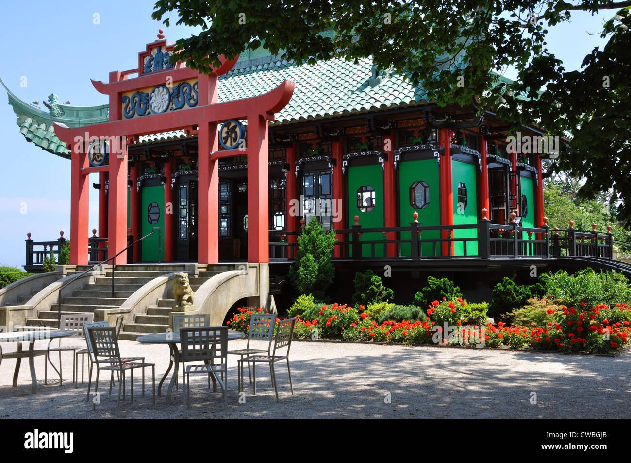 Marble House Vanderbilt Mansion Newport Rhode Island
