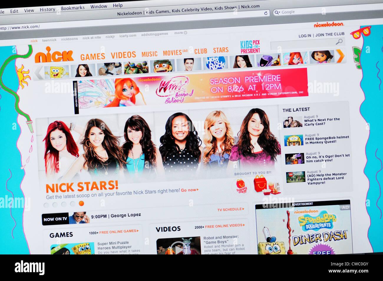 Nickelodeon Website Related Keywords Nickelodeon Website