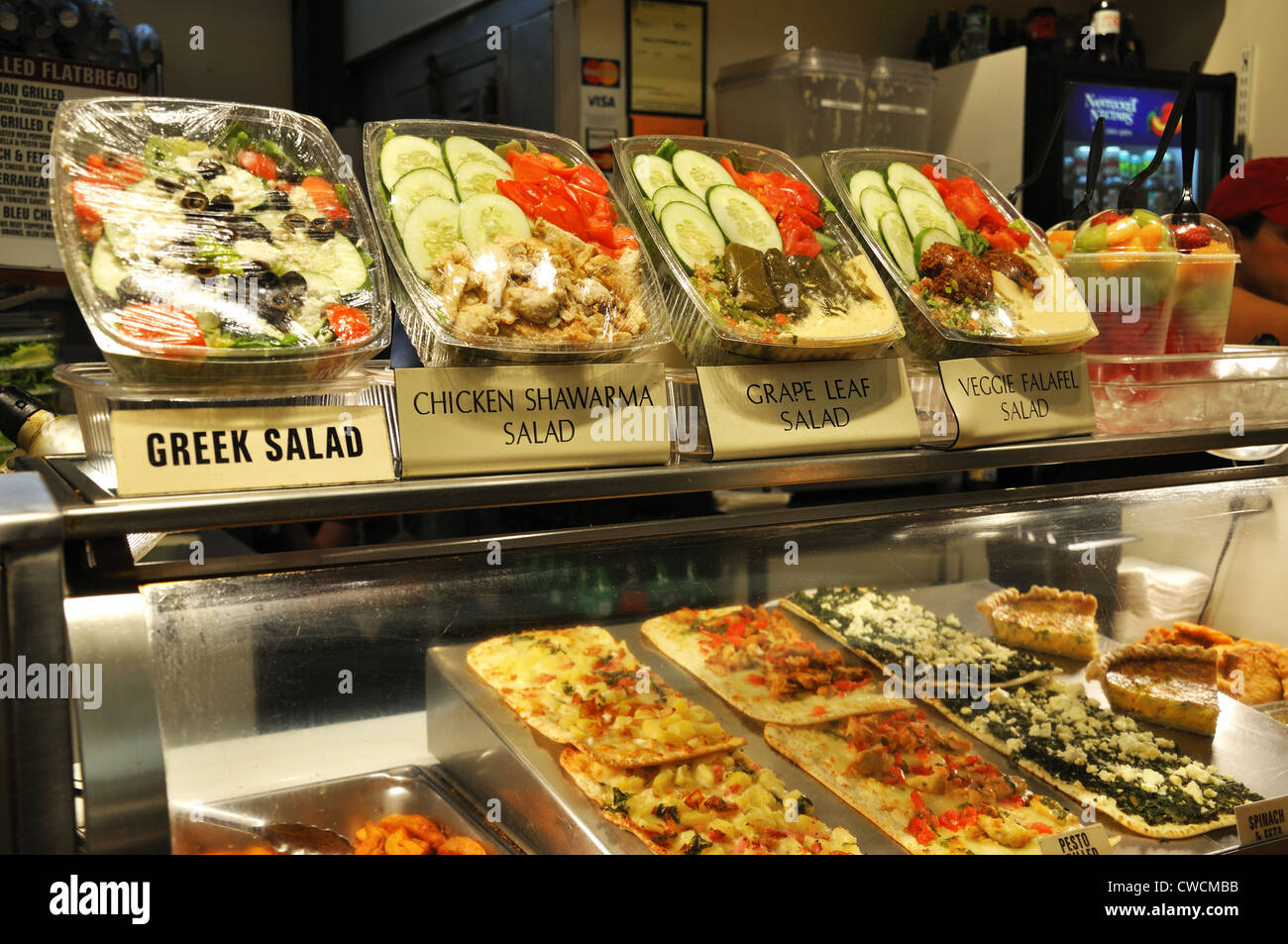Quincy Market Food Court in Boston, Massachusetts, USA Stock Photo, Royalty Free Image: 50066559 ...