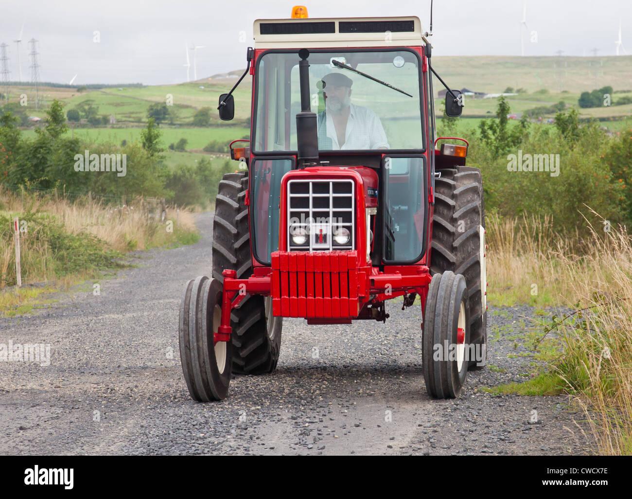 Vintage International Harvester 95