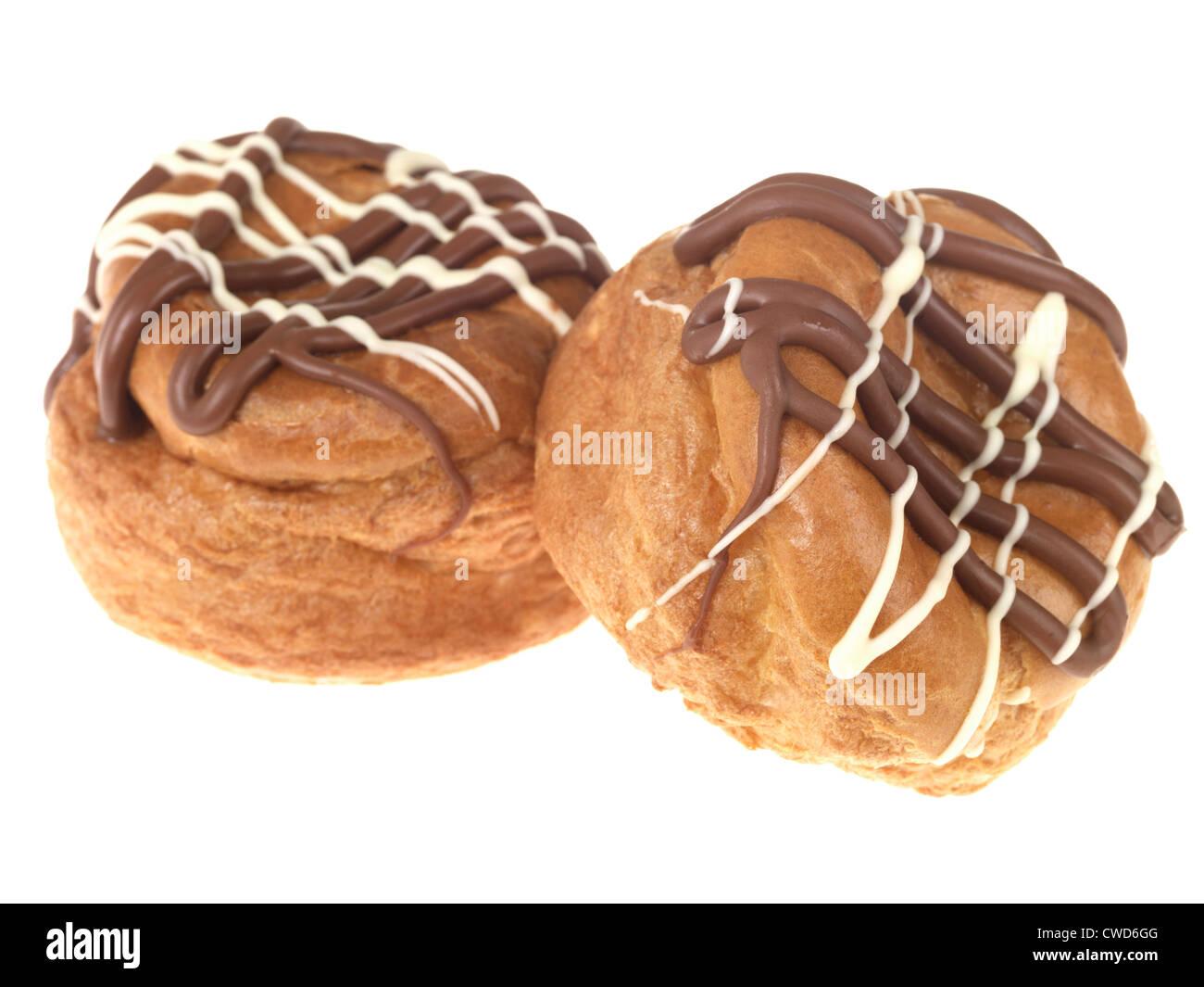 Belgian Chocolate Choux Buns