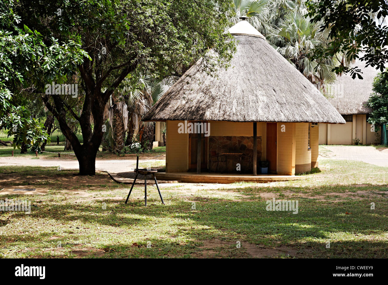 Accommodation Huts In The Letaba Camp Kruger National