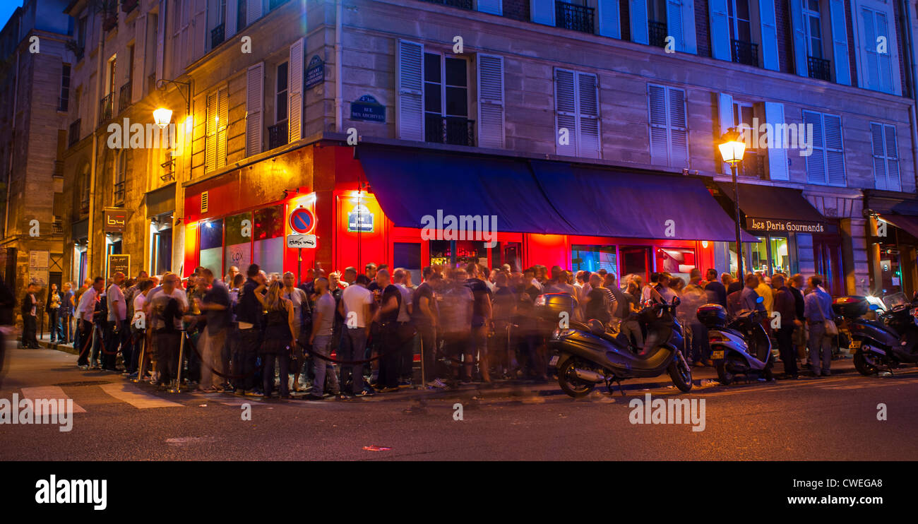 Bar rencontre paris 18
