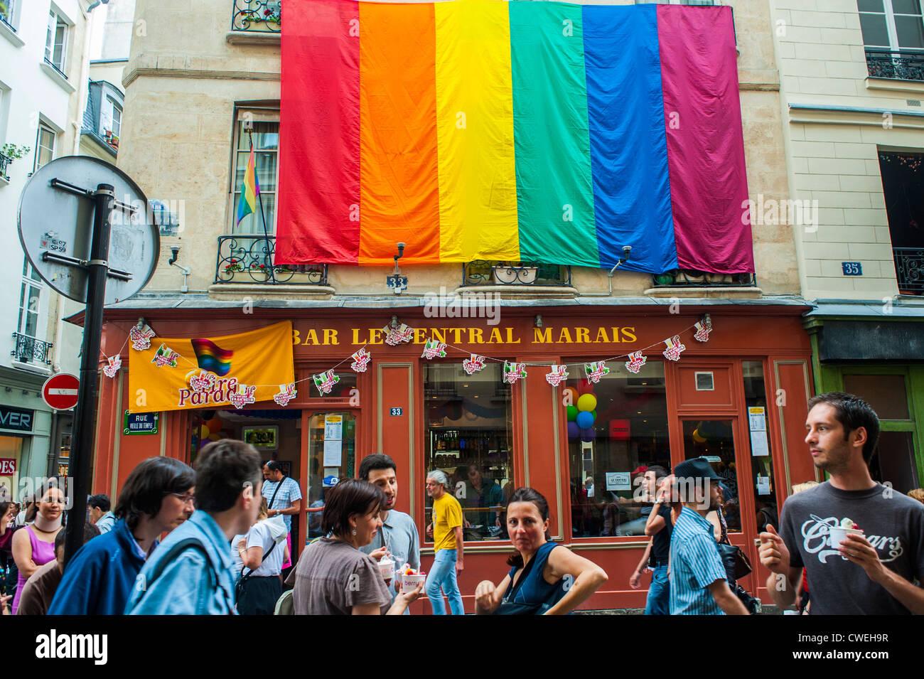 rencontre paris gay cruise à Creil
