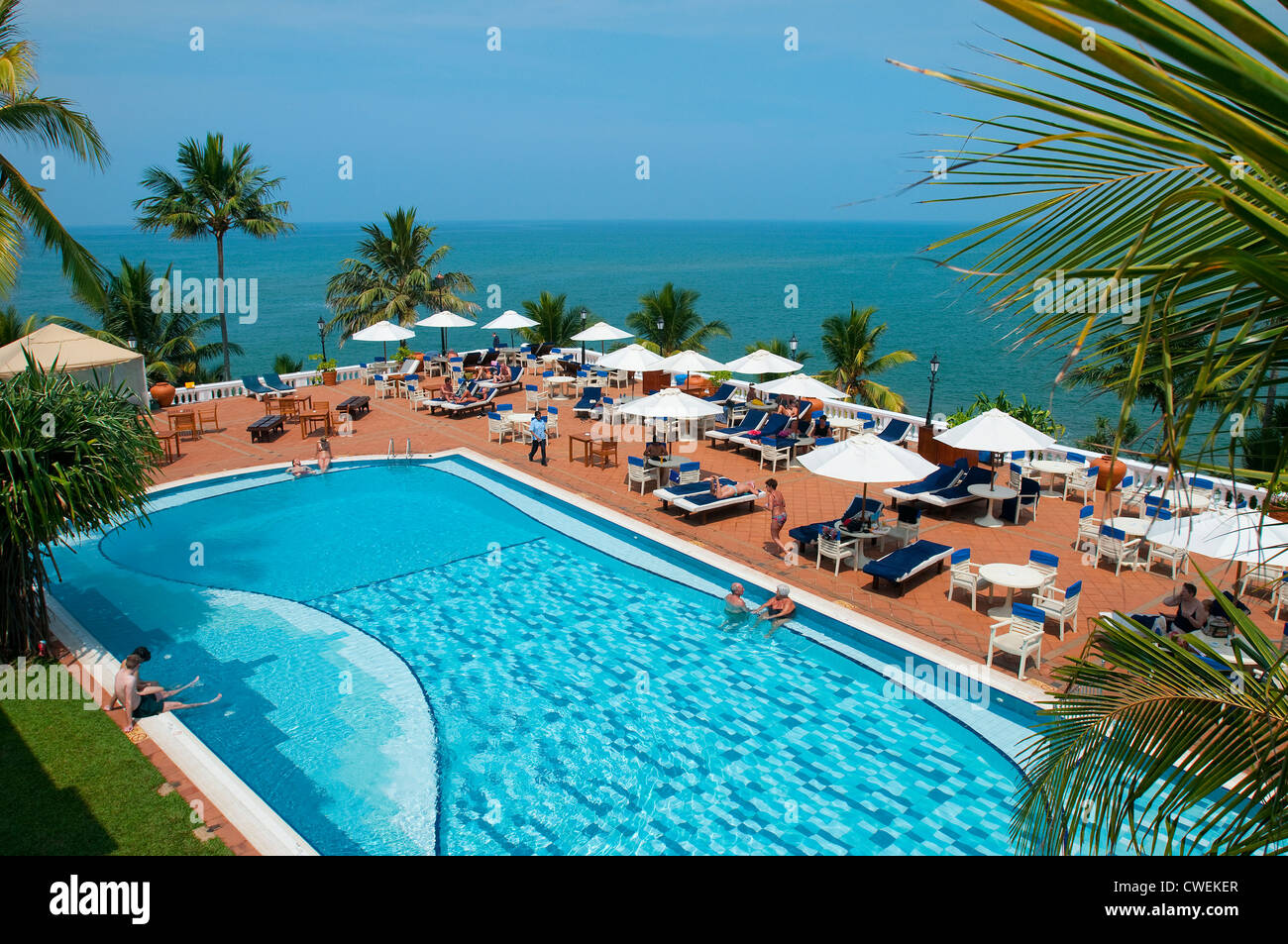 Mount Lavinia Hotel Pool Terrace Colombo Sri Lanka Stock Photo Royalty Free Image 50109775