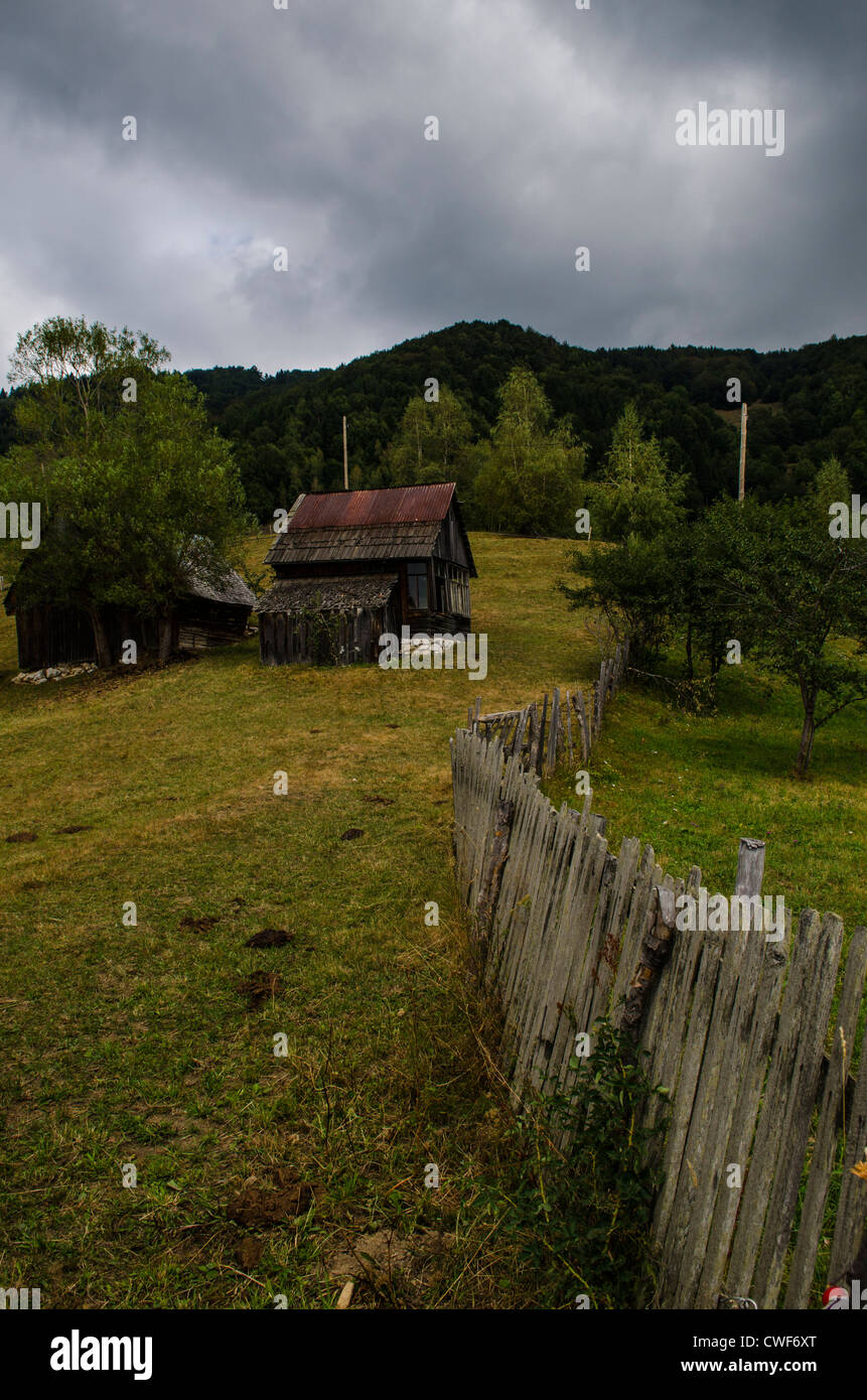 fence hill romania - photo #2