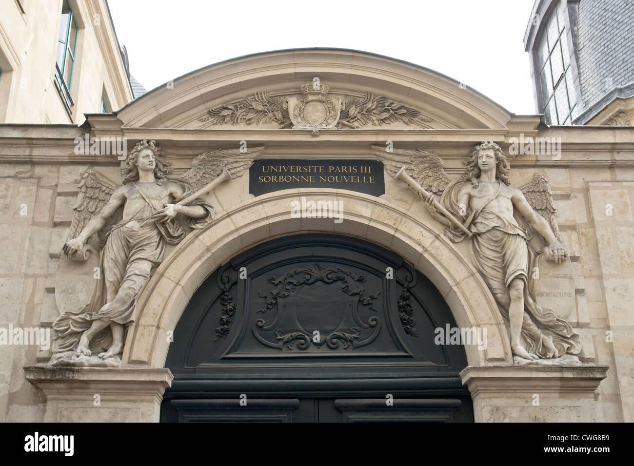 ecole royale de dessin entrance paris stock photo royalty free image 50144957 alamy. Black Bedroom Furniture Sets. Home Design Ideas