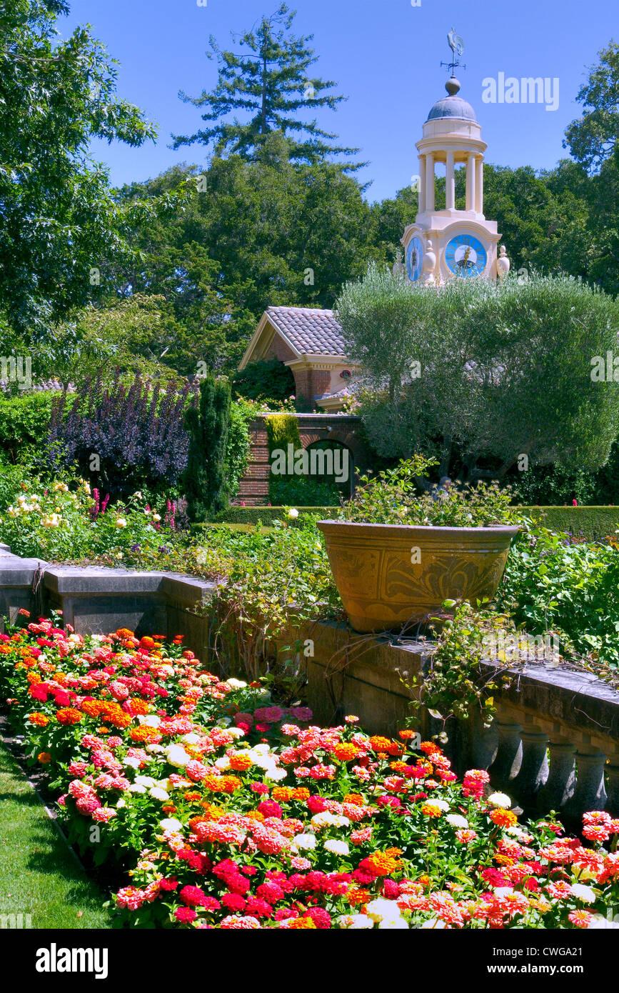 Filoli Gardens Garden Ftempo