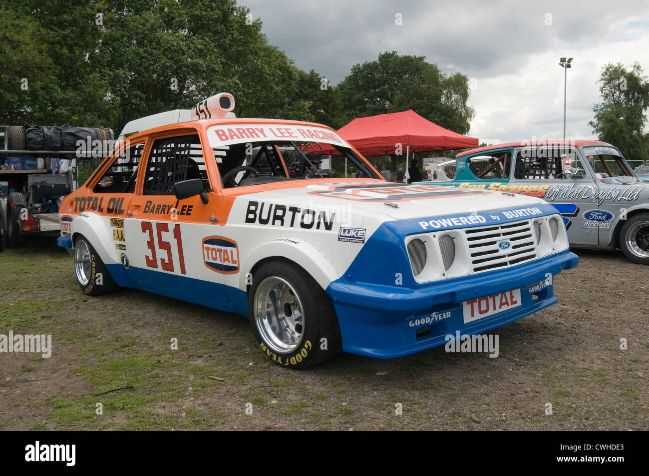 mk2 ford escort rs 2000 classic hot rod barry lee driver race ...