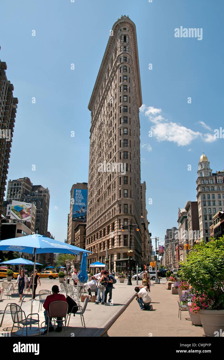 New York Manhattan Flatiron Building