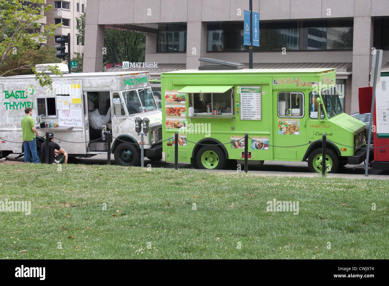 Farragut Square Food Trucks