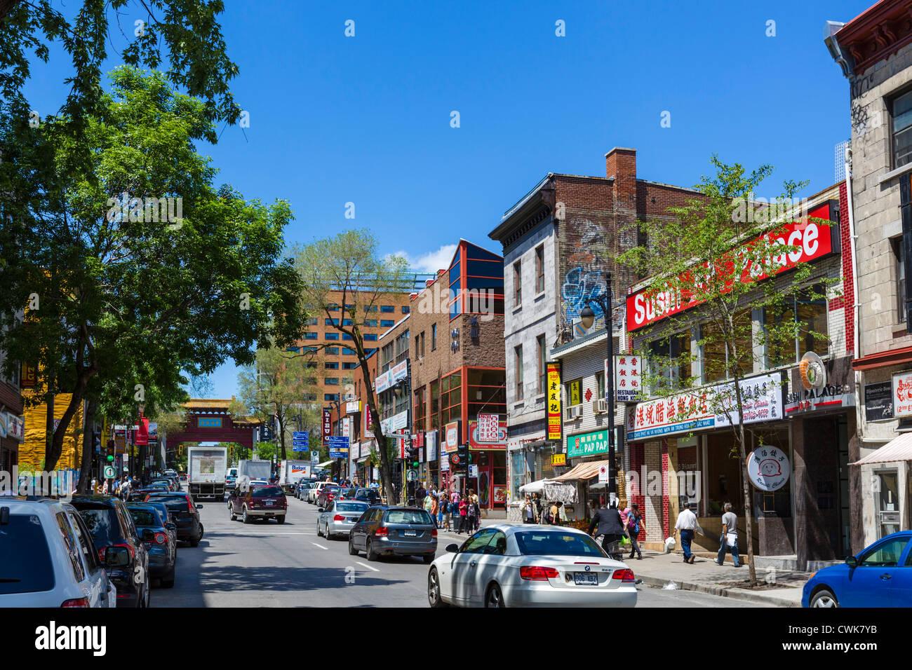 Restaurants Downtown Montreal St Laurent