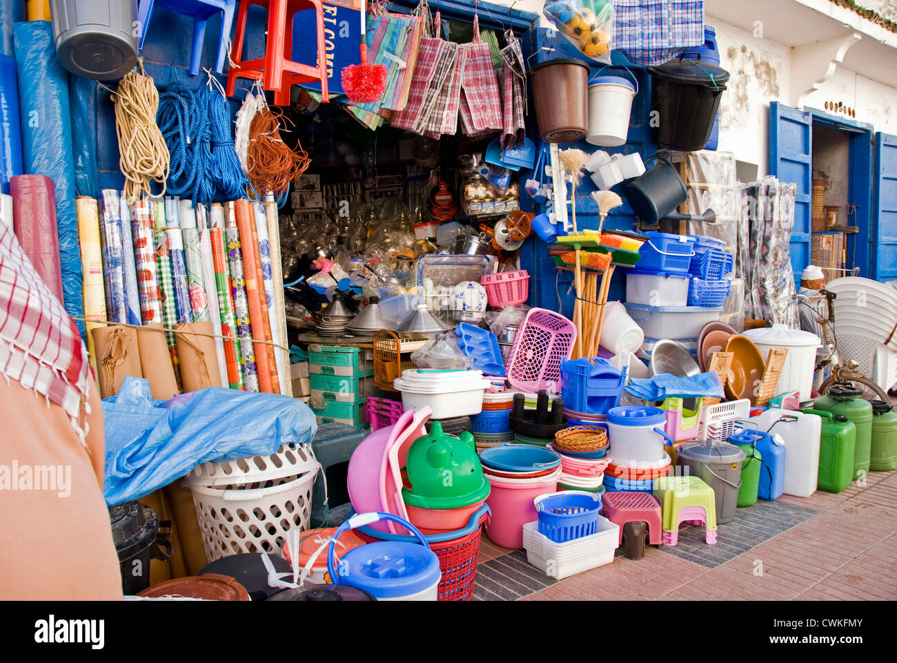 hardware shop selling cheap plastic household items
