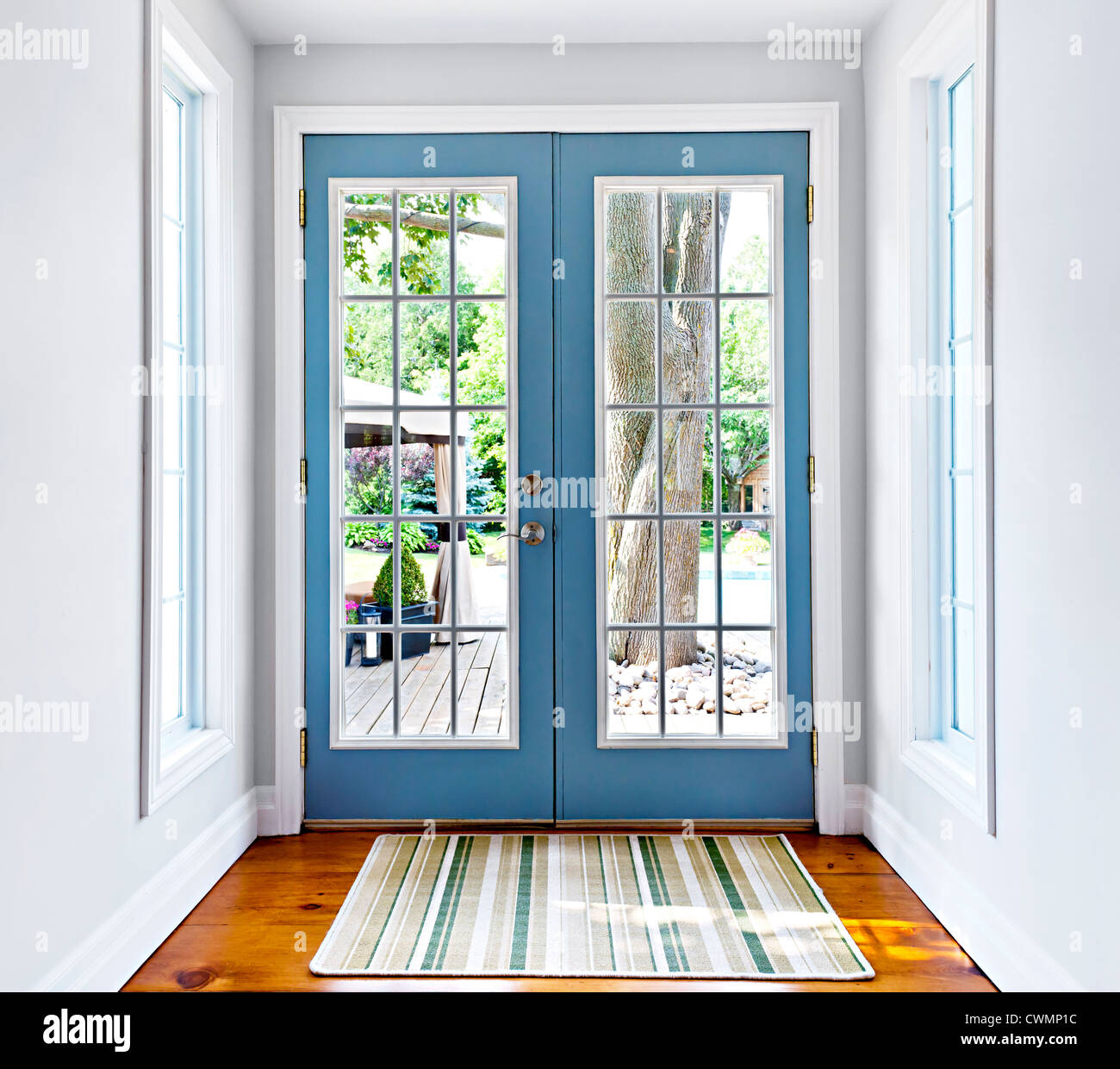 Double patio french doors with windows exiting to sunny backyard double patio french doors with windows exiting to sunny backyard rubansaba