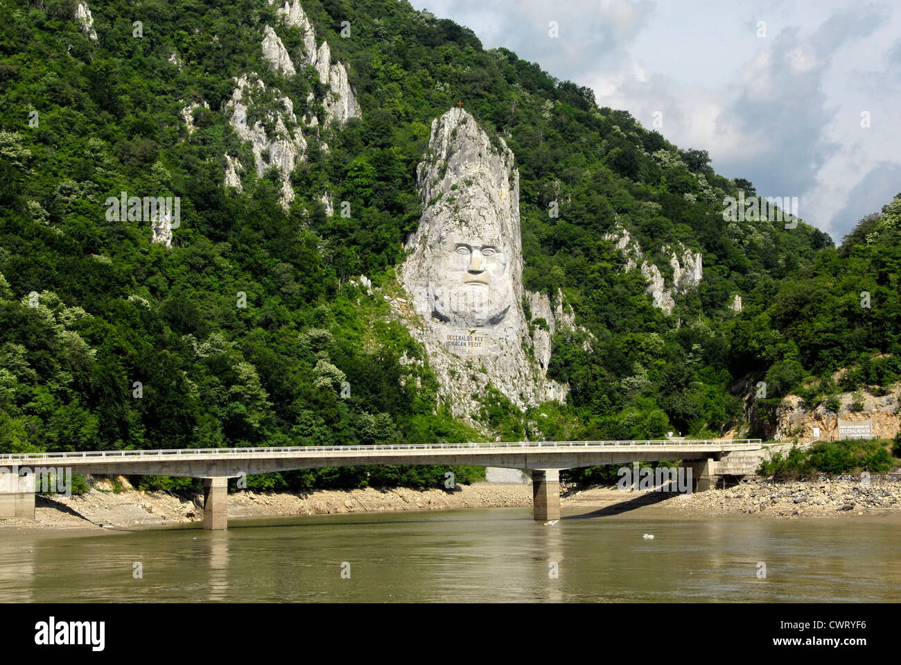 danube between mountains and - photo #45