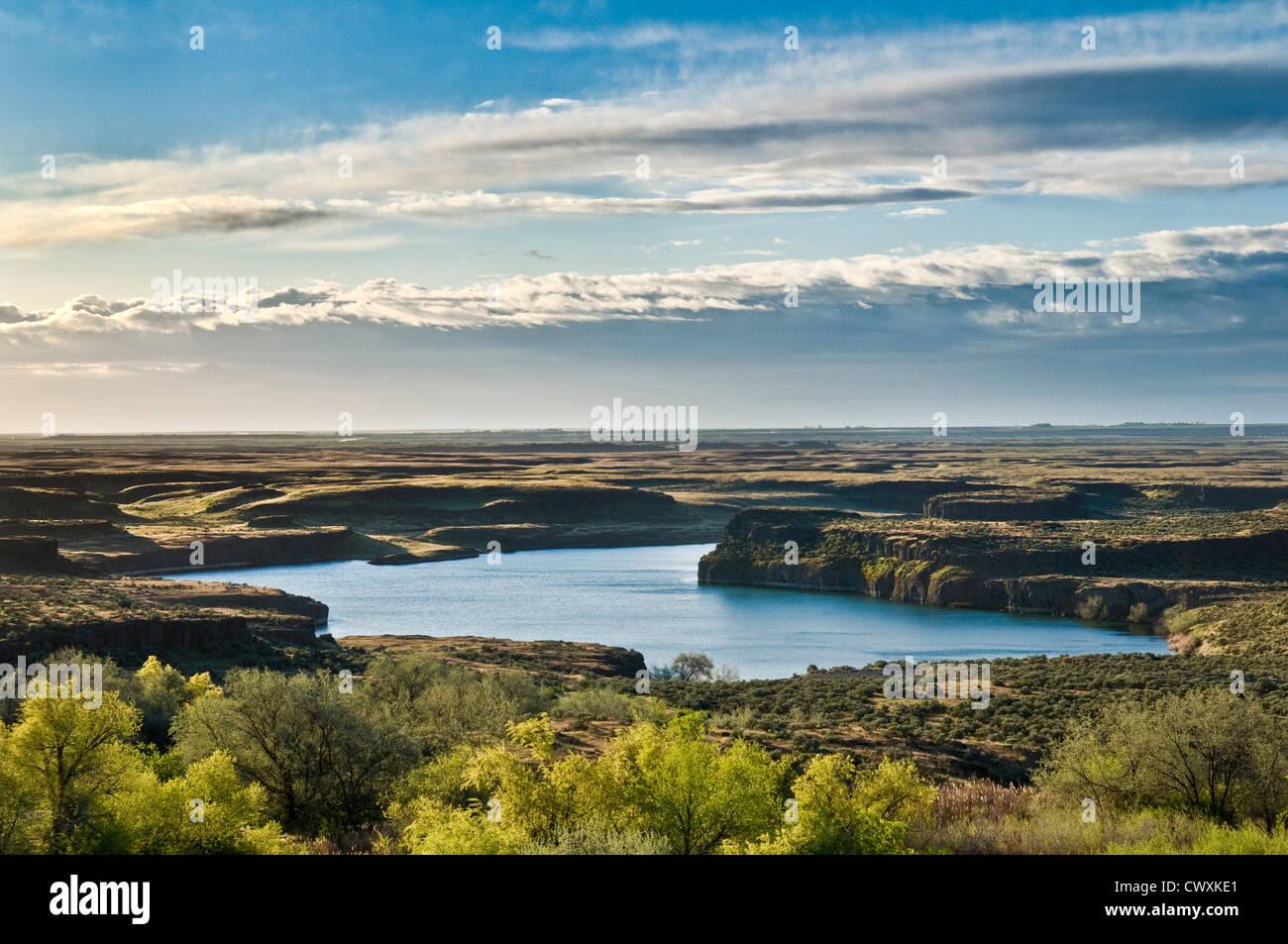 Goose Lake Wa Lower Goose Lak...