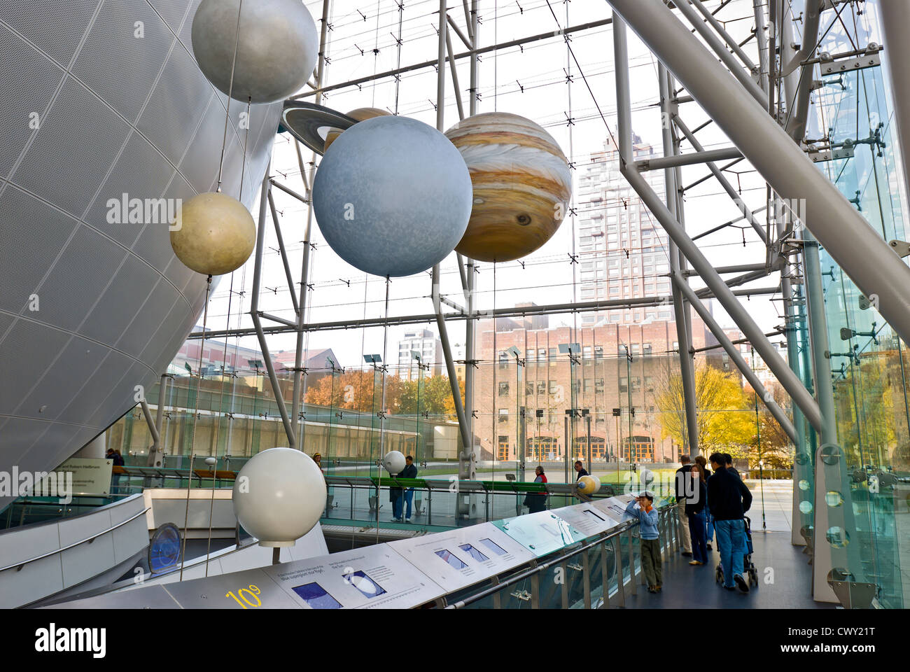 Structure Of The American Museum Of Natural History