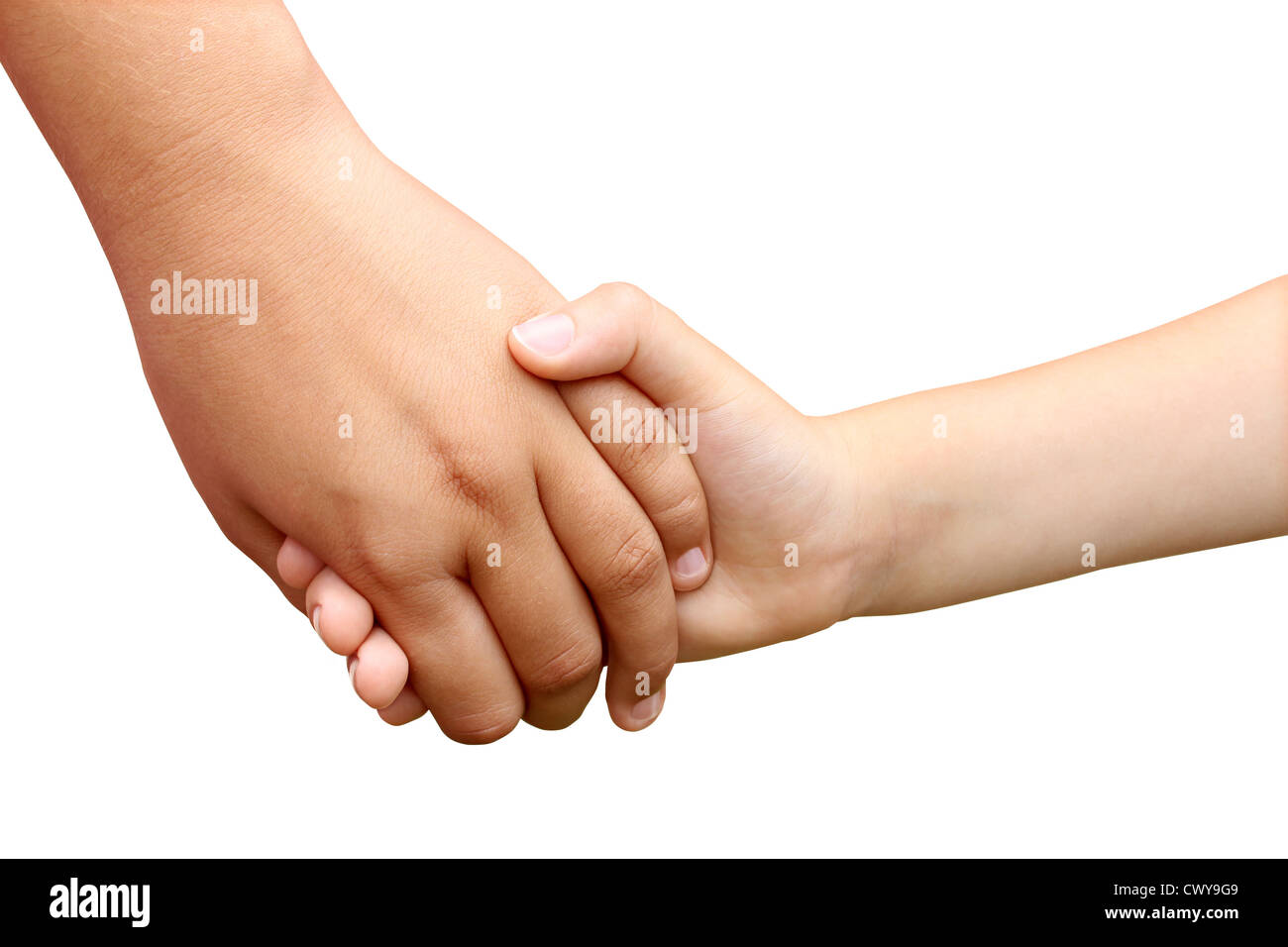Children holding hands as a symbol of a brother and sister helping children holding hands as a symbol of a brother and sister helping each other as siblings buycottarizona