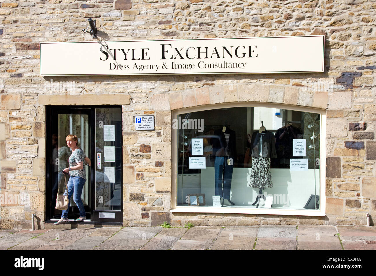The dress agency - Dress Agency Pre Owned Clothes Shop And Image Consultancy Skipton North Yorkshire England Uk