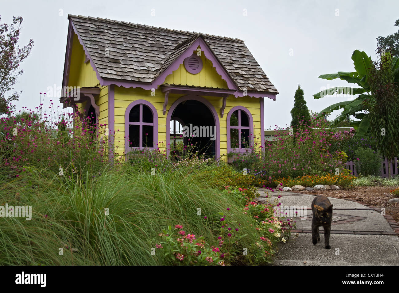 Miraculous Colorful Victorian House Stock Photos Colorful Victorian House Largest Home Design Picture Inspirations Pitcheantrous