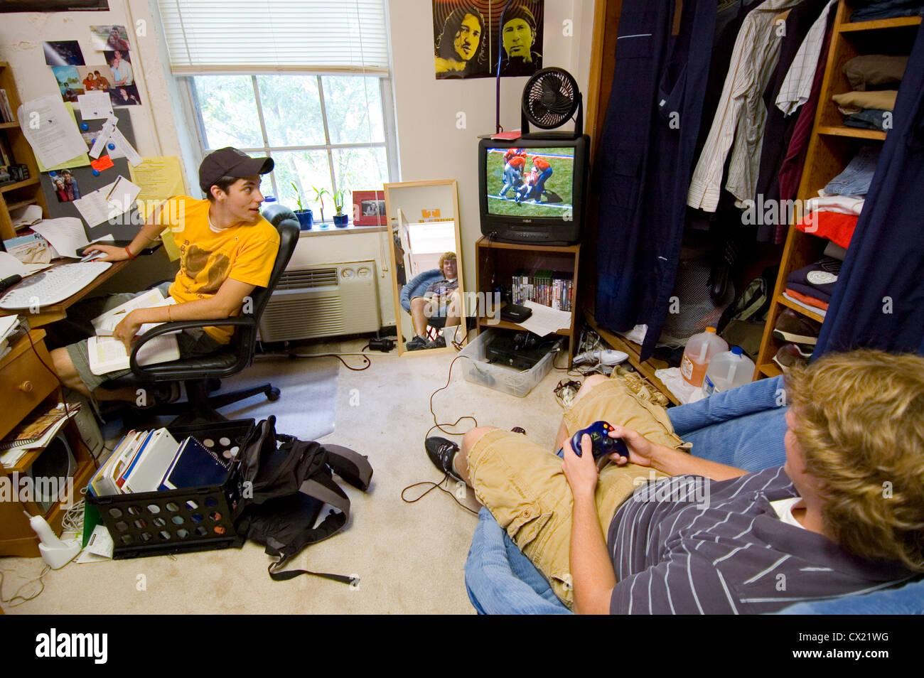 games college dorm