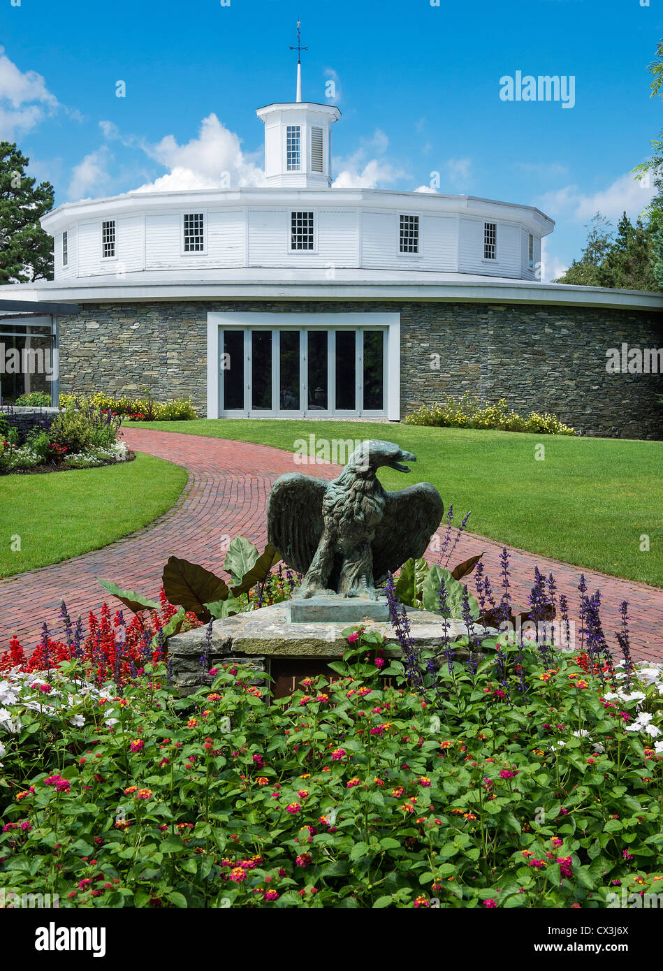 Automobile Museum, Heritage Museums And Gardens, Sandwich, Cape Cod,  Massachusetts, USA