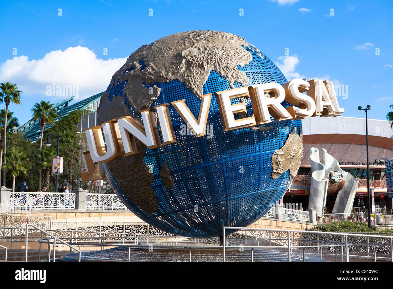 Universal studios theme park orlando florida usa stock for A new image salon orlando